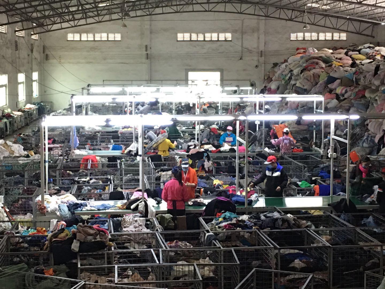 面向全国招收旧衣服实力供应商、代理商