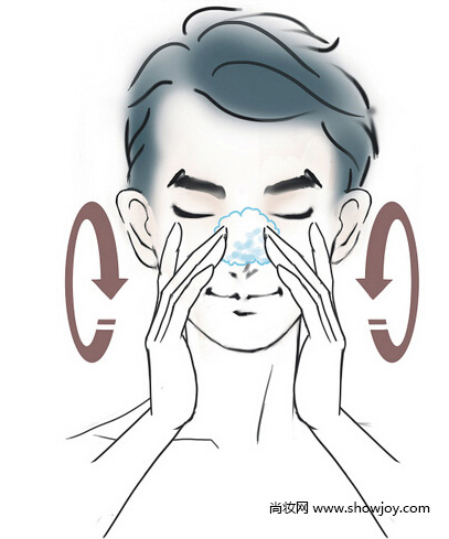 男士日常美容护肤的方法—尚妆网